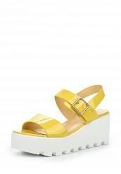 Купить Босоножки Vivian Royal желтый VI809AWJEF25 Китай