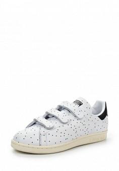 Кеды, adidas Originals, цвет: белый. Артикул: AD093AWQIT13. Женская обувь / Кроссовки и кеды