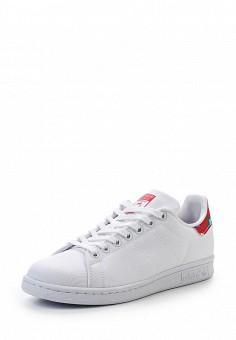 Кеды, adidas Originals, цвет: белый. Артикул: AD093AWQIT17. Женская обувь / Кроссовки и кеды