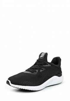Кроссовки, adidas Performance, цвет: черный. Артикул: AD094AWQIK04. Женская обувь / Кроссовки и кеды