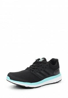 Кроссовки, adidas Performance, цвет: черный. Артикул: AD094AWQIK08. Женская обувь / Кроссовки и кеды