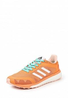 Кроссовки, adidas Performance, цвет: оранжевый. Артикул: AD094AWQIK41. Женская обувь / Кроссовки и кеды