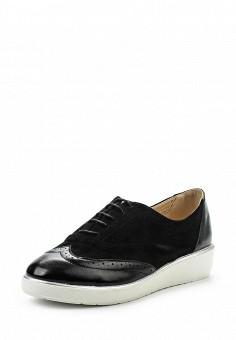 Ботинки, Anesia, цвет: черный. Артикул: AN045AWRPN95. Женская обувь / Ботинки / Низкие ботинки