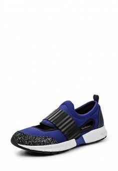 Кроссовки, Armani Jeans, цвет: синий. Артикул: AR411AWPWC90. Премиум / Обувь