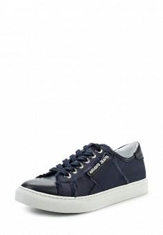 Кеды, Armani Jeans, цвет: синий. Артикул: AR411AWRVX62. Премиум / Обувь