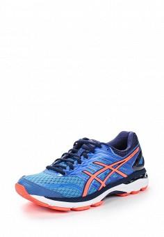Кроссовки, ASICS, цвет: синий. Артикул: AS455AWUMF58. Женская обувь / Кроссовки и кеды