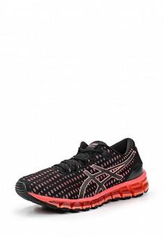 Кроссовки, ASICS, цвет: черный. Артикул: AS455AWUMF69. Женская обувь / Кроссовки и кеды