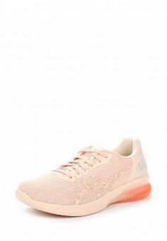 Кроссовки, ASICS, цвет: розовый. Артикул: AS455AWUMF72. Женская обувь / Кроссовки и кеды