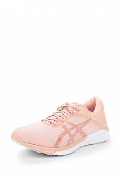 Кроссовки, ASICS, цвет: розовый. Артикул: AS455AWUMF76. Женская обувь / Кроссовки и кеды