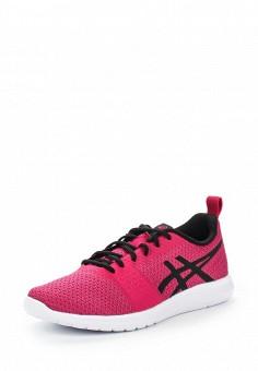 Кроссовки, ASICS, цвет: розовый. Артикул: AS455AWUMF83. Женская обувь / Кроссовки и кеды