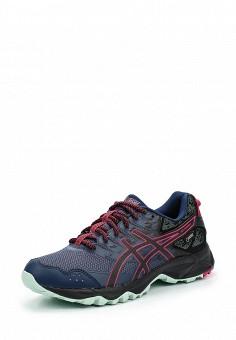 Кроссовки, ASICS, цвет: синий. Артикул: AS455AWUMF88. Женская обувь / Кроссовки и кеды