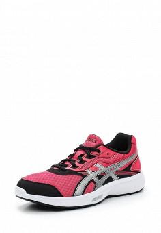 Кроссовки, ASICS, цвет: розовый. Артикул: AS455AWUMG10. Женская обувь / Кроссовки и кеды