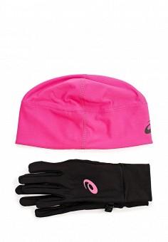 Комплект перчатки и шапка