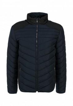 Пуховик, Baon, цвет: синий. Артикул: BA007EMFYC99. Мужская одежда / Верхняя одежда / Пуховики и зимние куртки