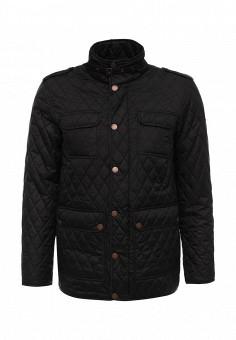 Куртка утепленная, Baon, цвет: черный. Артикул: BA007EMLNS88. Мужская одежда / Верхняя одежда