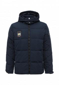 Пуховик, Baon, цвет: синий. Артикул: BA007EMMNS33. Мужская одежда / Верхняя одежда / Пуховики и зимние куртки