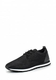 Кроссовки, Befree, цвет: черный. Артикул: BE031AWNDV36. Женская обувь / Кроссовки и кеды / Кроссовки