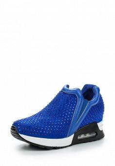 Кроссовки, Bellamica, цвет: синий. Артикул: BE058AWPSG69. Женская обувь / Кроссовки и кеды