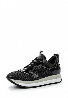 Кроссовки, Bikkembergs, цвет: черный. Артикул: BI535AWKKU75. Женщинам / Обувь / Кроссовки и кеды
