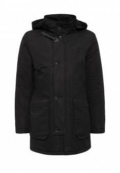 Куртка утепленная, Broadway, цвет: черный. Артикул: BR004EMKSJ44. Мужская одежда / Верхняя одежда