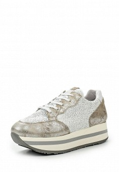 Кроссовки, Bronx, цвет: серый. Артикул: BR336AWPVE38. Женская обувь / Кроссовки и кеды / Кроссовки