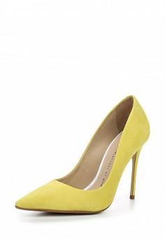Туфли, Bronx, цвет: желтый. Артикул: BR336AWPVE64. Bronx