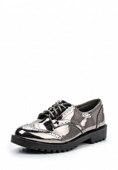 Ботинки Buonarotti выполнены из искусственной лаковой кожи