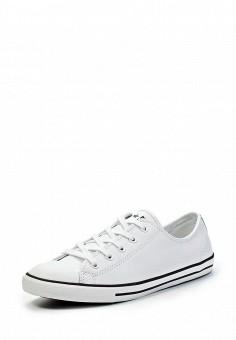 Кеды, Converse, цвет: белый. Артикул: CO011AUFZ716. Мужская обувь / Кроссовки и кеды