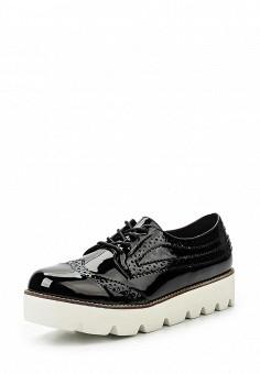 Ботинки, Coolway, цвет: черный. Артикул: CO047AWRWR54. Женская обувь / Ботинки