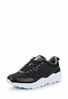 Кроссовки, Dixer, цвет: черный. Артикул: DI028AMPQX76. Мужская обувь / Кроссовки и кеды / Кроссовки