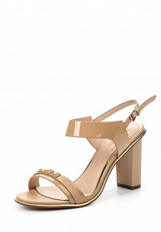 Босоножки, Dino Ricci Select, цвет: бежевый. Артикул: DI034AWQYW33. Женская обувь / Босоножки