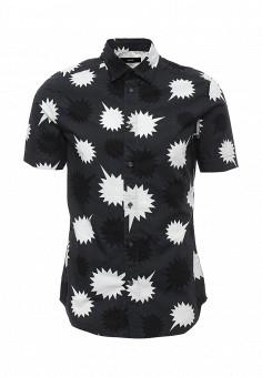 Рубашка, Diesel, цвет: черный. Артикул: DI303EMQTP44. Мужская одежда / Рубашки