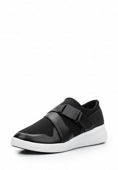 Кроссовки, DKNY, цвет: черный. Артикул: DK001AWVBF53. Женская обувь / Кроссовки и кеды