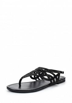 Сандалии, Dorothy Perkins, цвет: черный. Артикул: DO005AWRXD47. Женская обувь / Сандалии