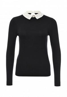 Пуловер, Dorothy Perkins, цвет: черный. Артикул: DO005EWJTC54.
