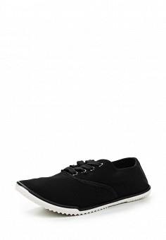 Кроссовки, D.T. New York, цвет: черный. Артикул: DT002AWQHJ86. Женская обувь / Кроссовки и кеды / Кроссовки