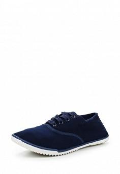 Кроссовки, D.T. New York, цвет: синий. Артикул: DT002AWQHJ89. Женская обувь / Кроссовки и кеды / Кроссовки