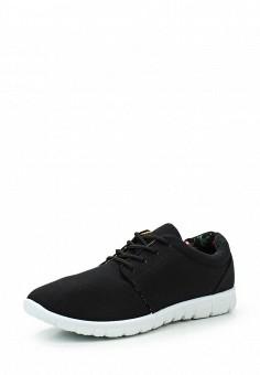 Кроссовки, D.T. New York, цвет: черный. Артикул: DT002AWTOU00. Женская обувь / Кроссовки и кеды / Кроссовки