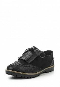 Ботинки, Exquily, цвет: черный. Артикул: EX003AWRMY25. Женская обувь / Ботинки / Низкие ботинки
