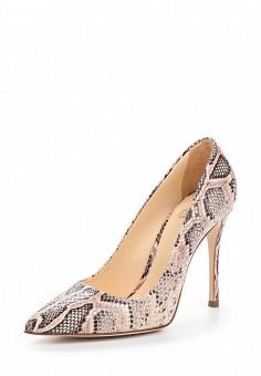 Туфли, Fabi, цвет: розовый. Артикул: FA075AWNXX07. Премиум / Обувь / Туфли