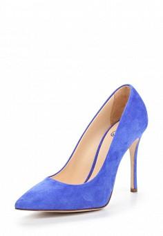 Туфли, Fabi, цвет: синий. Артикул: FA075AWNXX22. Премиум / Обувь / Туфли