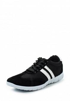 Кроссовки, Go.Do., цвет: черный. Артикул: GO019AMQKY06. Мужская обувь / Кроссовки и кеды / Кроссовки