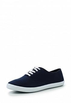 Кеды, HCS, цвет: синий. Артикул: HC077AMINF42. Мужская обувь / Кроссовки и кеды