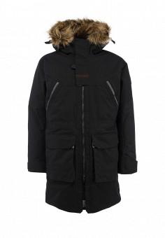 Парка, Helly Hansen, цвет: черный. Артикул: HE012EMFOJ29. Мужская одежда / Верхняя одежда / Парки