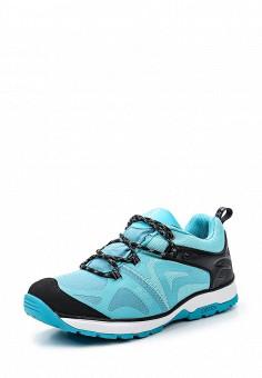 Кроссовки, Icepeak, цвет: голубой. Артикул: IC647AWRXC26. Женская обувь / Кроссовки и кеды / Кроссовки