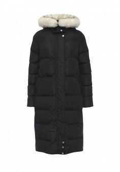 Куртка утепленная, Imocean, цвет: черный. Артикул: IM007EWMTH74. Женская одежда / Верхняя одежда / Пуховики и зимние куртки