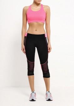Топ спортивный, Jennyfer, цвет: розовый. Артикул: JE008EWLVW70. Спорт / Одежда