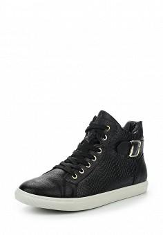 Кеды, Keddo, цвет: черный. Артикул: KE037AWKDX15. Женская обувь / Кроссовки и кеды