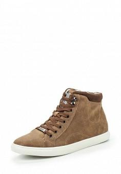 Кеды, Keddo, цвет: коричневый. Артикул: KE037AWKDX24. Женская обувь / Кроссовки и кеды