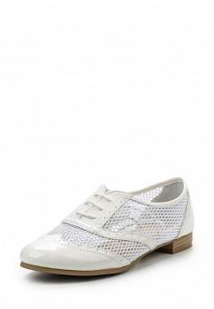 Ботинки, L.Day, цвет: белый. Артикул: LD001AWRMU81. Женская обувь / Ботинки